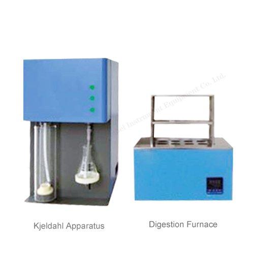 Kjeldahl Nitrogen Analyzer For Protein Testing