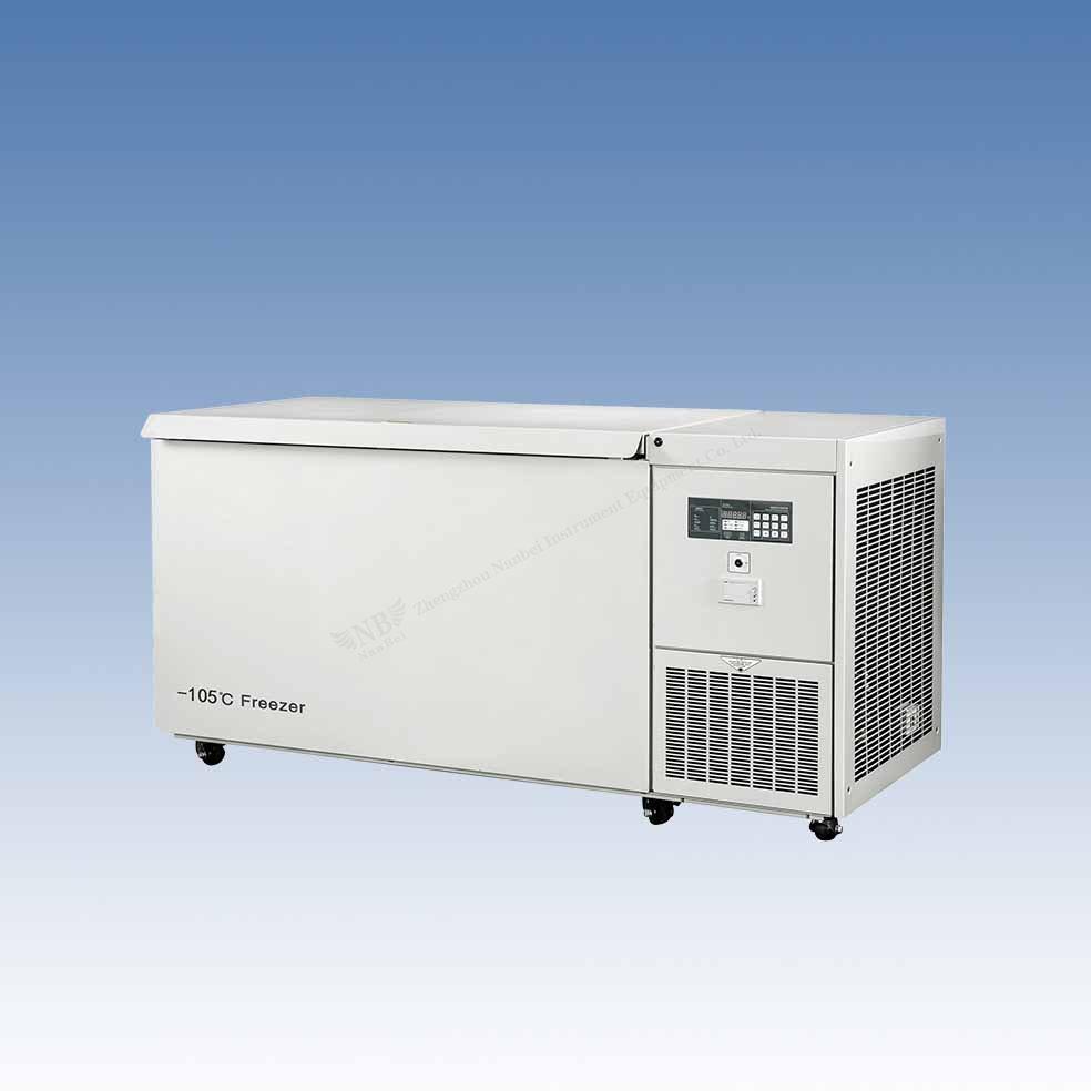 328L -105℃ Horizontal Low temperature freezer