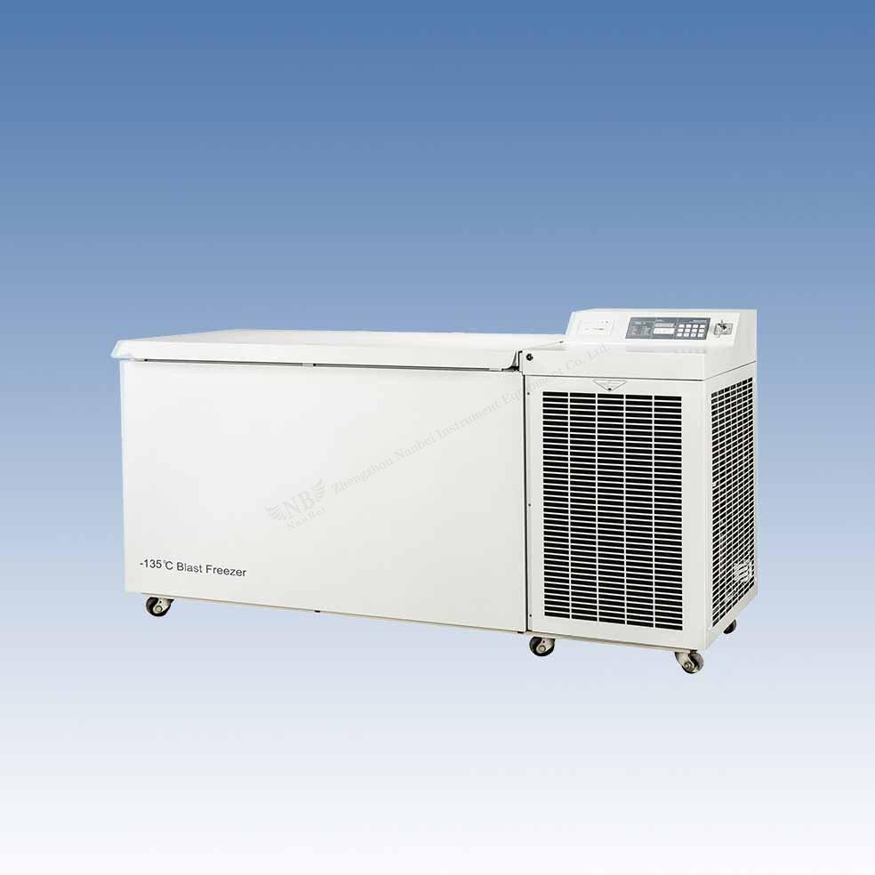 128L -135℃ Low temperature freezer