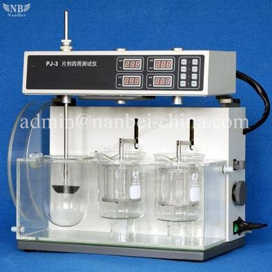 PJ-3 Tablet Four-Usage Tester