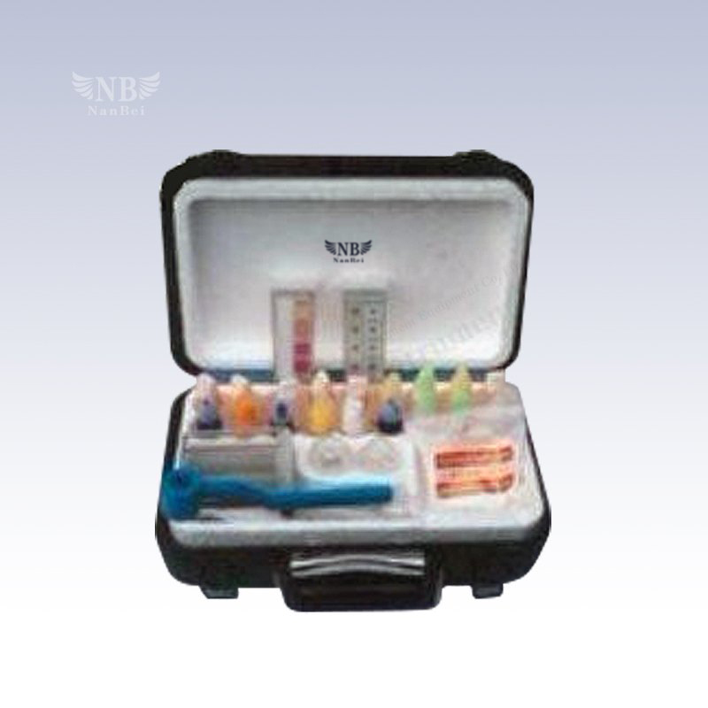 Box for Soil Fast Tester