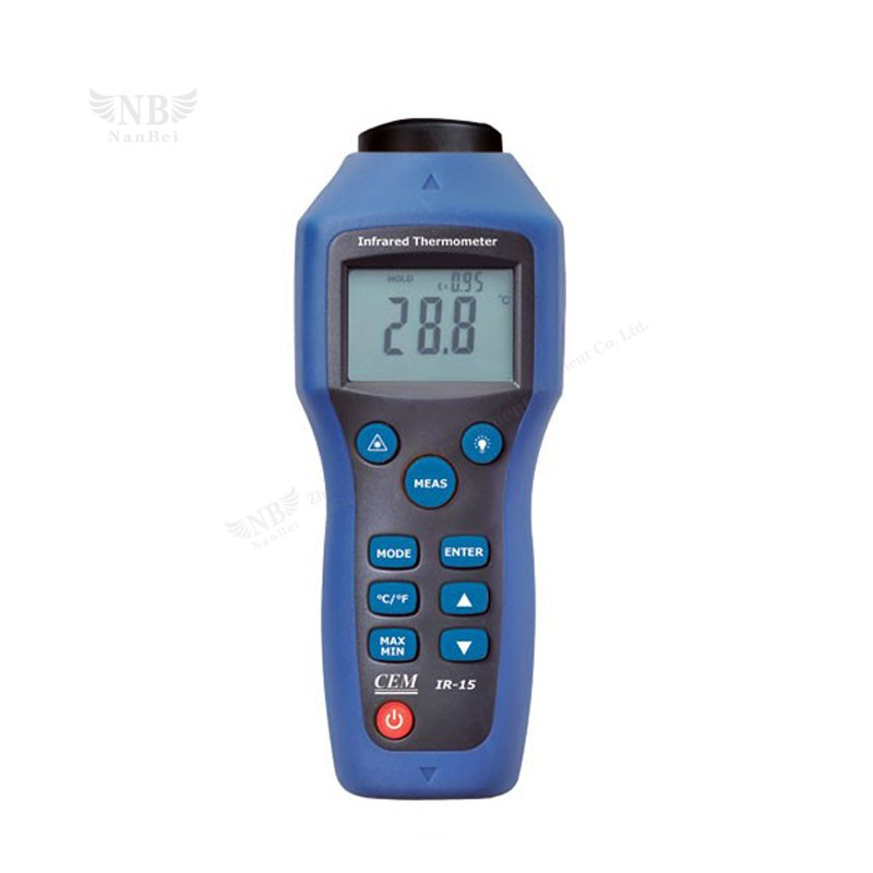 2 in 1 InfraRed Thermometer & Pressure Temperature Chart