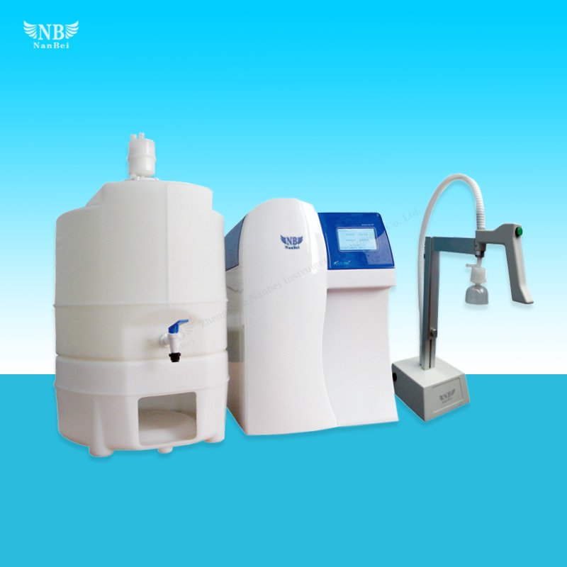 Lab VIP Pure & Ultrapure Water System