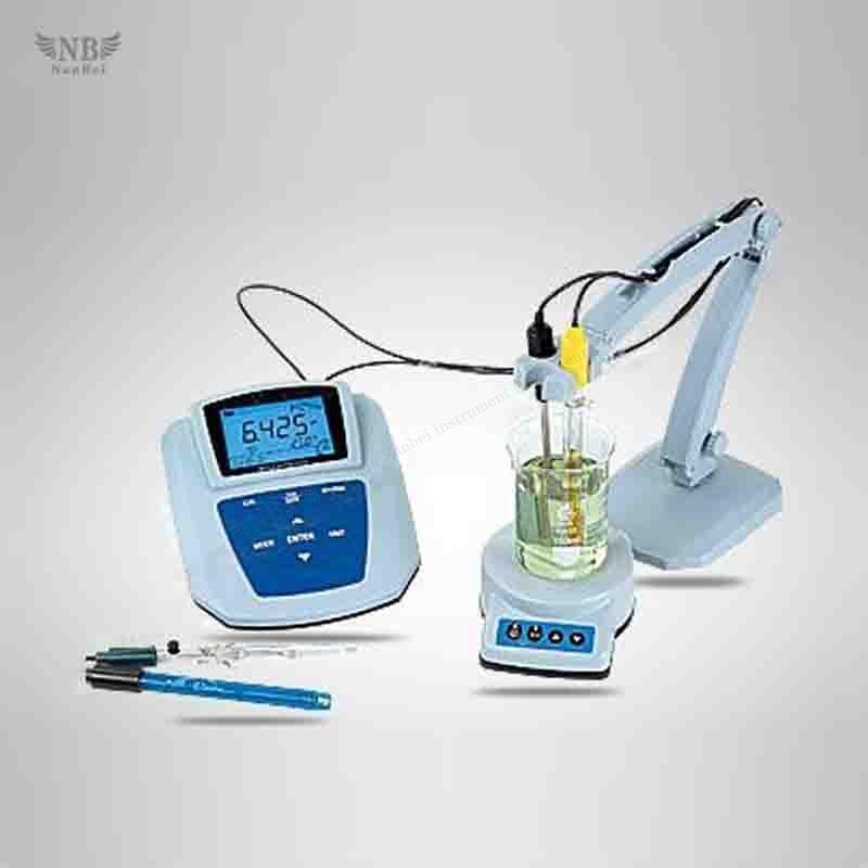 MP523 pH/ISE Meter
