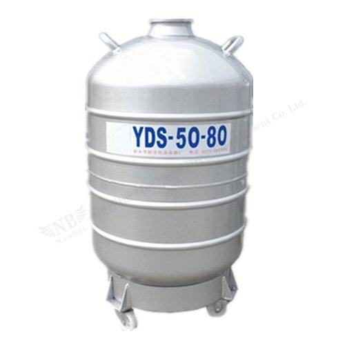 YDS-50B-80 50L Liquid nitrogen biological container