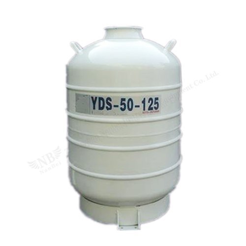 YDS-50B-125 50L Liquid nitrogen biological tank