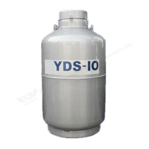 YDS-10-125 Large-diameter liquid nitrogen biological containers