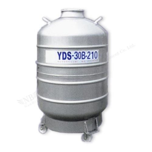 YDS-30B-210 Large-diameter Liquid nitrogen biological container