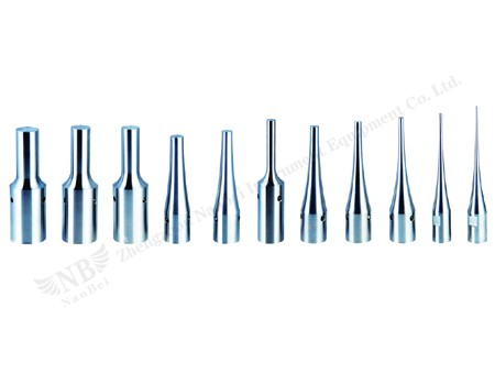 Titanium alloy Tips 2-28mm