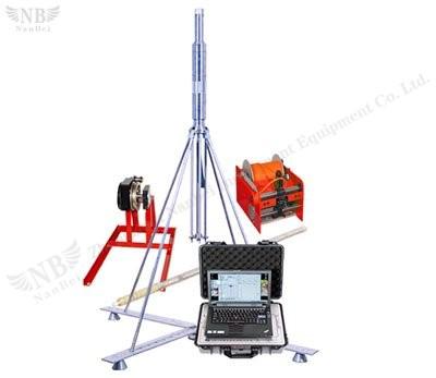 JJC-1E Bored Pile Hole-Diameter Detection System