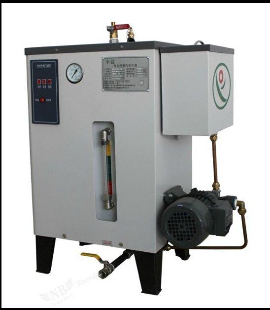 Automatic electric steam generator