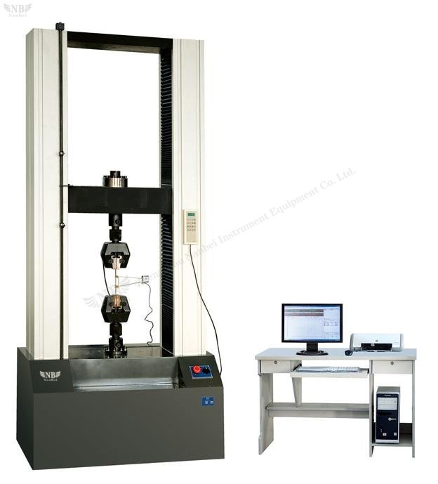 WDW microcomputer controlled electronic universal testing machine (ordinary type)