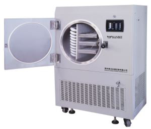NB-10ND,NB-30ND,NB-50ND Lyophilization Process Laboratory LCD Display Freeze Dryer