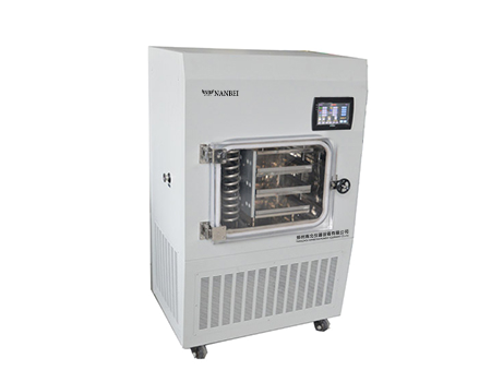 NB-30F Vacuum Function Big LCD Display Heating Function Freeze Dryer