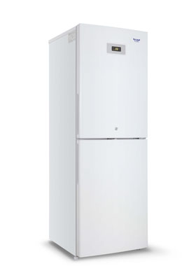 Combined refrigerator and freezer1